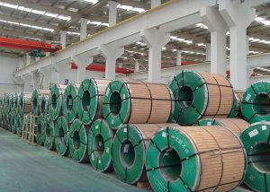 stainless steel coil 301 347H 304N 304LN 316Ti 316H