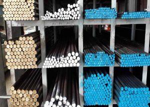 SAE52100/51100,8620,4320,SUJ2 Bearing Steel Bar And Wire Rod