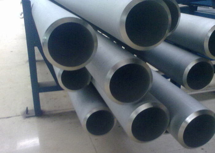 254SMO UNS S31254 Seamless Welded Pipe
