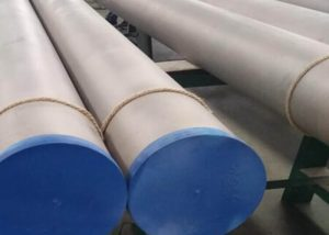 ASTM A790 UNS S31803 S32750 S32760 Duplex Stainless Steel Pipe