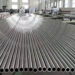 ASTM A312 ASME SA312 SS316Ti Pipes