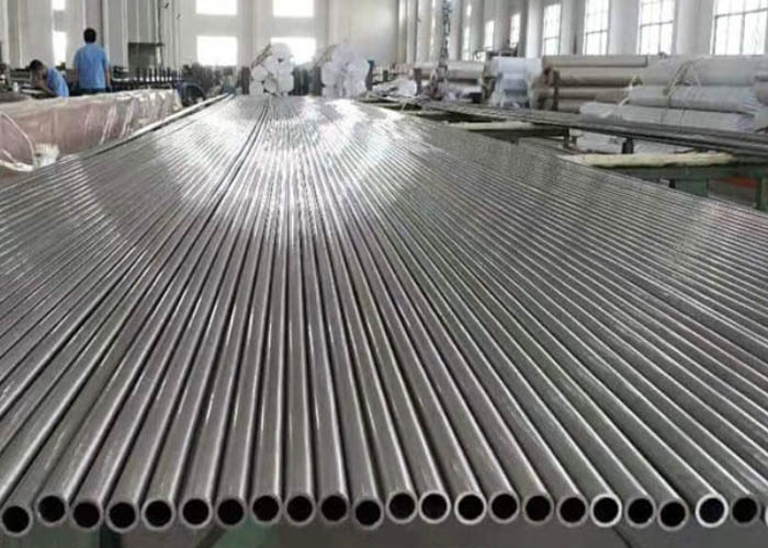 ASTM A 312 ASME SA 312 SS316Ti Pipes