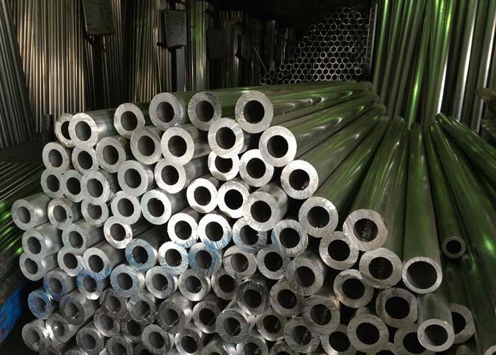 2011 2014 7005 7020 O T4 T5 T6 T6511 H12 H112 Aluminum Tube / Pipe