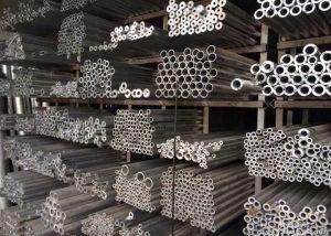 Aluminum Tube 6082, 5083, 5086, 5052 ,6063, 7075, 1100 Pipe