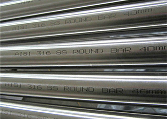 ASTM A276 AISI 316 Stainless Steel Round Bar