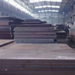 NM500 NM400 High Strength Wear Resistant Steel Plate