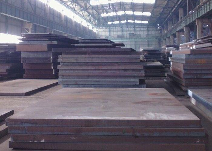 NM500 NM400 High Strength Wear Resistant Steel Plate