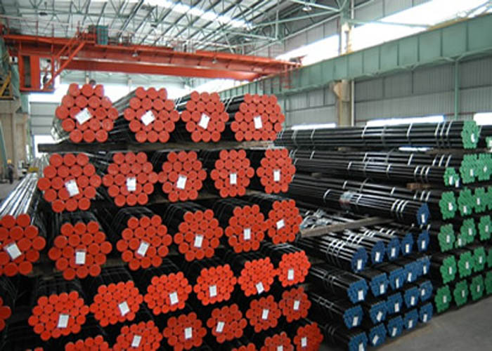 API 5L, API 5CT, ASTM A106/A53,DIN 2391, EN10305, EN10210 Carbon Alloy Seamless steel pipe
