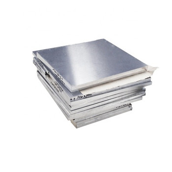 6061 Alloy Anodized Aluminium Plain Aluminum Sheet