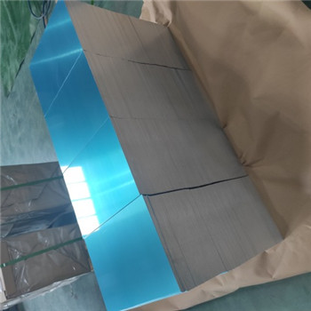 6 mm Thickness 5454 H111 Aluminum Sheet for Oil Tank Truck
