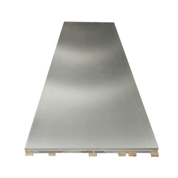 3003 5052 Brite Tread Plate Diamond Aluminum Alloy Plate Five Bar Checker Plate for Tool Box