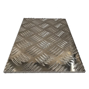 Hot Sell Anti-Slippy Aluminum Checkered Plate Tread Plate Made in China