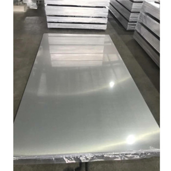 3003 3004 Aluminum Sheet Plate for Construction Tanker Marine