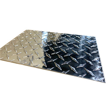 Thin Aluminum Diamond Plate Sheet A1100 A1050 A3003 A5052