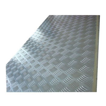 3mm 5mm 6mm Small Five Bar 3003 5052 6061 Aluminum Checkered Plate