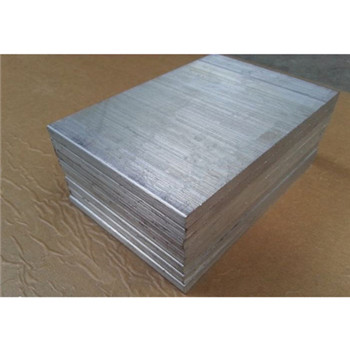 Low Price 6063 Aluminum Sheet Price 3mm, 6mm, 2mm, 4mm Thick