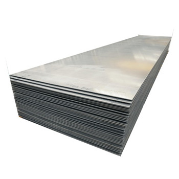 Customized Factory Anodized High Quality Aluminum Plate
