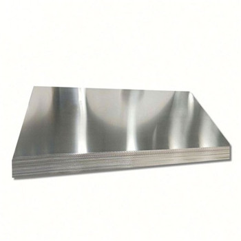 Thin or Thick Aluminium Sheet 1070 for Construction Decoration