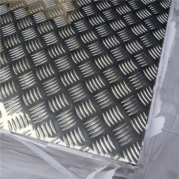 3003 3004 Chequered Steel Aluminum Checkered Plate