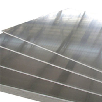 Brushed Stainless Sheet with Stamping /Bending