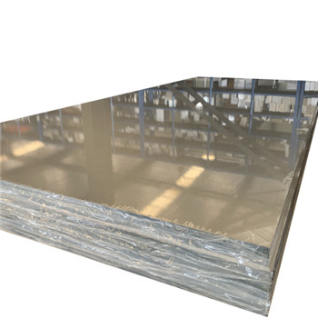 Manufacturer Supply 5182 Alloy Aluminum Sheet for Road Tank