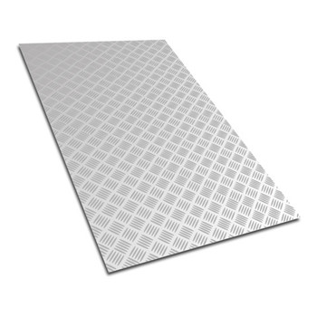 1100 3003 5052 Aluminum Tear Drop Sheet Chequer Diamond Plate