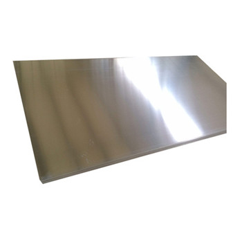 8011 Various Standards Round Aluminum Alloy Plate