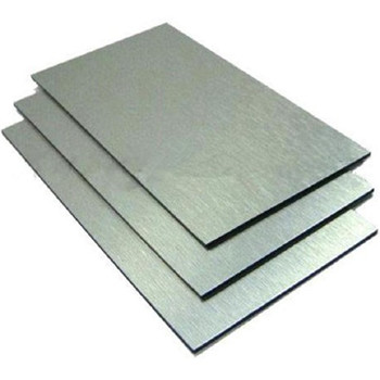 Factory 1.5 ~5.0 mm Aluminum Sheet for Construction