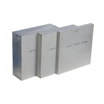 12mm Thckness Aluminum Plate for Face Mask Machine