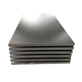 Commercial Grade 5052 Aluminum Plate 4'x8' Aluminium Checker Plate for Trailer Toolbox