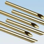 C44300 C68700 Brass Copper Alloy Tube ASTM B111