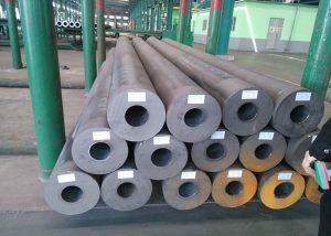 AISI 4130 4140 4145 Hollow Bar Seamless Steel Tube