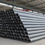 LSAW steel pipe API 5L 5CT ASTM A53 EN10217