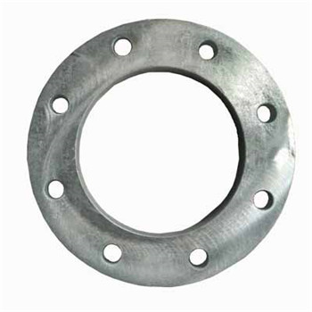 ANSI 304, 304L, 316, 316L Stainless Steel Forged Carbon Steel BS4504 RF Blind Flange