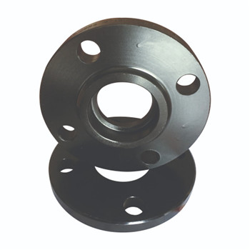 ANSI/JIS/DIN/BS Standard Forged Carbon Steel Flat Flanges