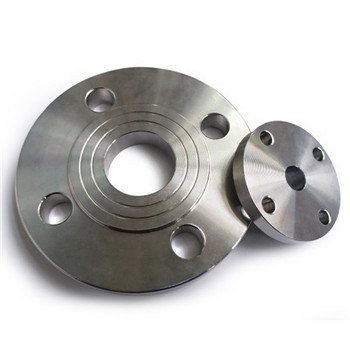 ANSI B16.5 A105/P245gh Forged Carbon Steel Plate Flange/Ring Flange