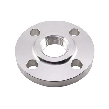Customizable American ANSI Standard Forged Welding Neck Flange