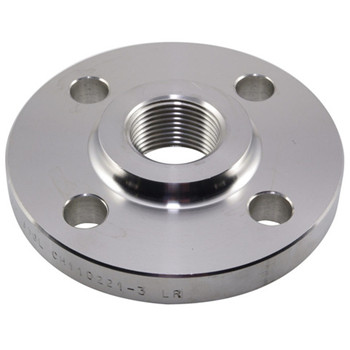 Stainless Steel Base Flange or Wall Fixed for Round Pipe (F12)