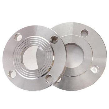Factory Supply stainless Steel A182 Gr. F304L Wnrf 1in 600lb Sch Std Flange