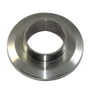 Industrial Pipe Adapter Collar Forged Forging 6 Hole DIN Carbon Steel Plate Flange