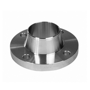 Customized Welding Neck Flange Alloy Flange F51 F55 F53