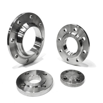 A182 F22 F11 Cl150 Forged Weld Neck Alloy Steel Flange