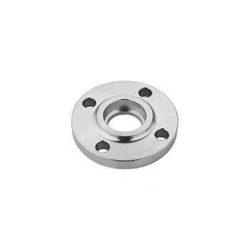 Professional CNC Machining Service Stainless Steel Square Flange