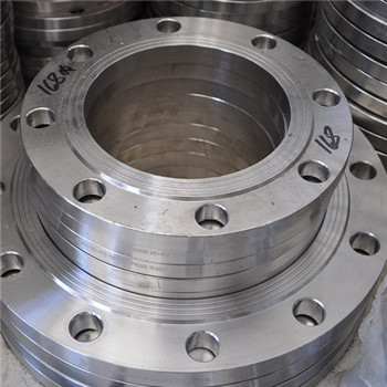Stainless Steel Flange Precision Casting Parts Scs13 Stainless Steel Casting