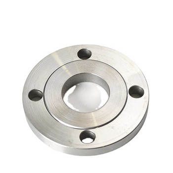 Nylon Coating Carbon Steel Plate Flange