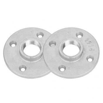 ANSI B16.5 150lb Carbon Steel A105 Wn RF Flanges