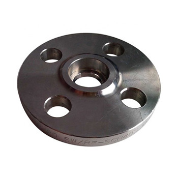 ANSI B16.5 Pn16 Std A105 Forging Carbon Steel Slip on Flange