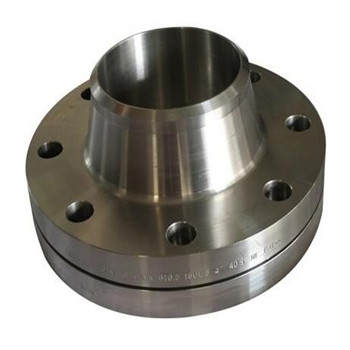 Stainless Weld Neck Reducing Flange for Water