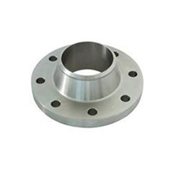 High Pressure ASTM A105 DIN50 Carbon Steel/Ss Forged Welding Neck Slip on Flange Cdfl208