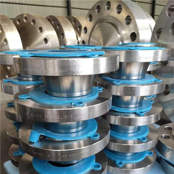 Stainless Steel Weld Neck Reducing Flange ANSI Class 150 RF